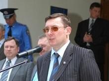 Сегодня Луценко презентует Общегосударственный центр выдачи загранпаспортов