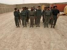 Оружие для афганской полиции попало в руки талибов