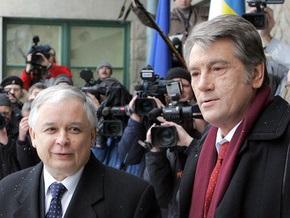 Ющенко: Жертвами трагедии села Гута Пеняцкая стали и украинцы, и поляки