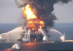 BP перенесла сроки ликвидации утечки нефти из скважины в Мексиканском заливе