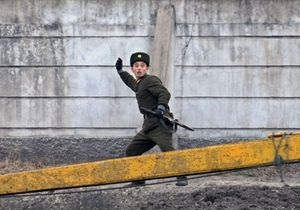 Южная Корея сообщила об артиллерийских залпах в КНДР