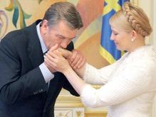 Президент: Разногласий с Тимошенко у меня нет