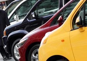 Дело: Автопродажи в Украине снизились до рекордно низкого уровня