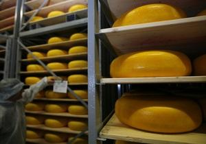 Россия не допустила к продаже более 300 тонн украинского сыра