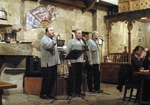 ТВ: В грузинских ресторанах запретили петь на русском языке