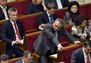 Дело Балоги и Домбровского: оппозиция решила бойкотировать голосования в Раде
