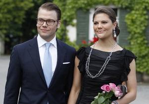 Принцесса Швеции родила дочь