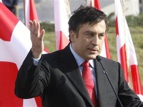 Саакашвили с оптимизмом оценивает шансы Грузии на вступление в НАТО
