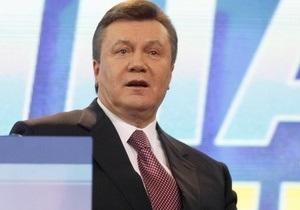 Янукович начнет переговоры о газотранспортном консорциуме сразу после того, как станет президентом