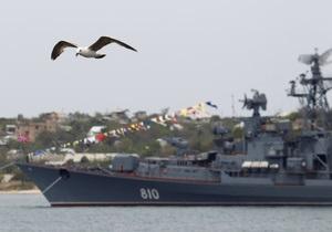 РИА Новости: Черноморский флот - разделенный и угасающий