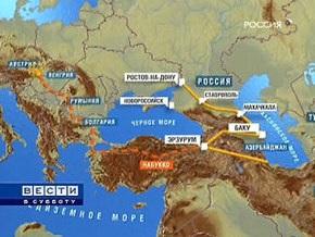 Туркменистан готов принять участие в проекте Nabucco