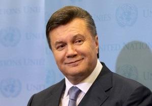 У Януковича состоялся  короткий теплый  разговор с Обамой