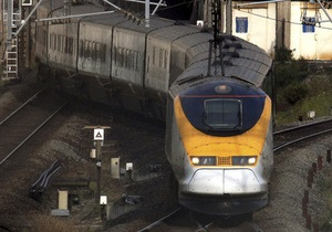 Между Лондоном и Парижем курсирует лишь половина поездов Eurostar