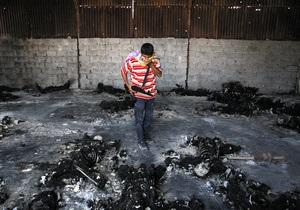 Повстанцы заявили о гибели 50 тысяч человек с начала конфликта в Ливии