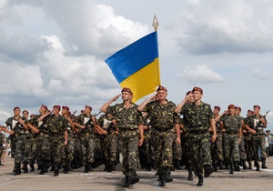 Сегодня в Украине отмечают День армии