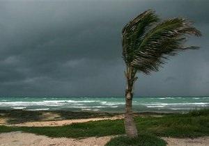 Ураган Игор в Атлантике набирает силу