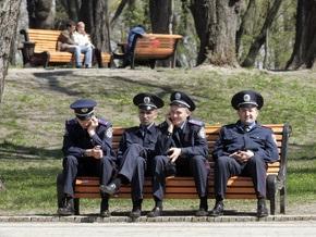 Власти хотят создать подразделение киевской милиции по охране туристов