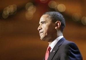 The Times назвала Обаму человеком десятилетия