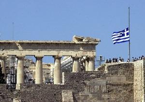 В Греции взорвались три бомбы возле офисов политиков
