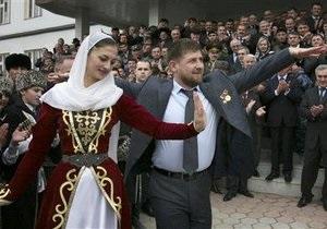Кадыров ищет себе вторую жену