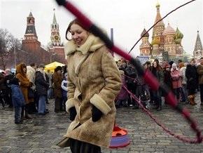 Масленицу в Москве будут отмечать с размахом бразильского карнавала