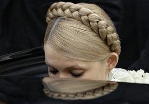 Ъ: Юлия Тимошенко пошла на третий тур