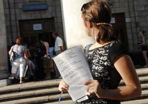 Украинским вузам не удалось попасть в ТОП-500 высших учебных заведений мира