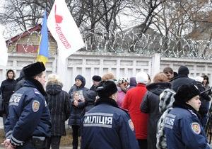 Руководство Качановской колонии отказало нардепу Филенко в свидании с Тимошенко