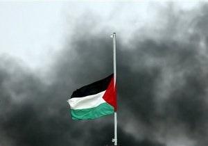 Франция может признать независимость Палестины