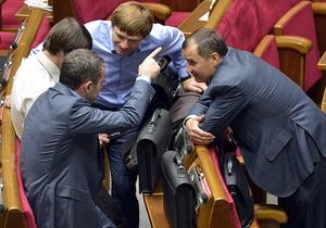 Ефремов - Рада - депутаты - парламент - Ефремов: Мы постоянно контролируем число депутатов в зале в онлайн режиме