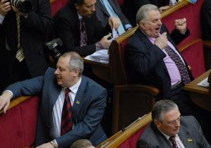 В Раде появился проект постановления о пересчете голосов на выборах