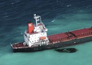 Премьер Австралии возмущен обстоятельствами аварии танкера у  Большого Барьерного рифа