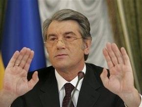 Ющенко считает, что аверсное направление Одесса-Броды защищено от украинской политики