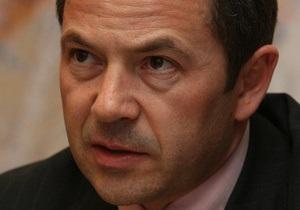 В парламенте зарегистрирован проект постановления об увольнении Тигипко