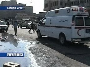 В результате ракетного удара по Багдаду погибли двое иностранцев