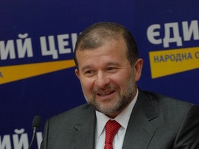 Балога надеется, что Ющенко  спустит управление Киевом с космической орбиты