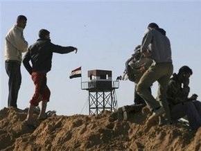 Египет закрывает пограничный переход Рафах на границе с сектором Газа