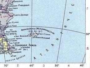 Британия оспорит в ООН право на континентальный шельф у Фолклендских островов