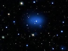Астрономы обнаружили самое удаленное галактическое скопление