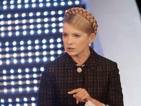 Тимошенко уверена, что телевизионные новости направлены против нее