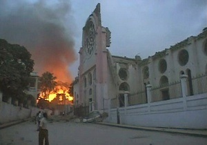 После землетрясения на Гаити пропали без вести несколько десятков бразильских миротворцев