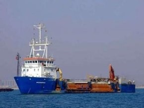 Сомалийские пираты освободили бельгийский сухогруз