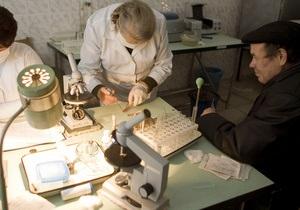 В Киеве уровень заболеваемости гриппом и ОРЗ ниже эпидемического порога почти в два раза
