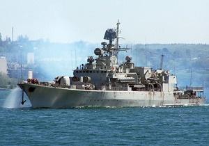ВМС Украины - флот - Черное море - Боевые корабли ВМС Украины будут круглогодично охранять Черное море - командующий