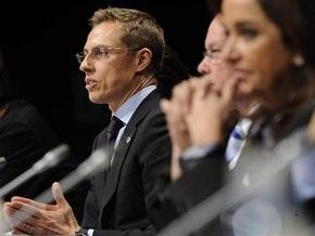 Финляндия передала председательство в ОБСЕ Греции