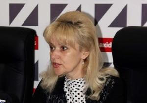 Фарион предлагает посадить в тюрьму 5 млн  дегенератов, которые не говорят на украинском языке