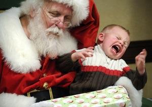 Налоговики призывают Дедов Морозов заплатить налоги - Новый Год - Рождество