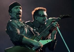 Концертный тур U2 стал самым прибыльным за всю историю музыки