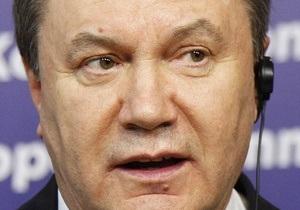 Янукович: Некоторые оппозиционеры не хотят сообщать о контактах со мной