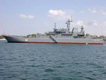 НГ: Верховная Рада займется базированием флота